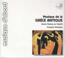 Die Musik des alten Griechenland, CD