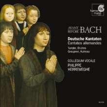 Deutsche Barockkantaten, CD