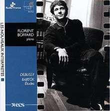 Claude Debussy (1862-1918): Etüden Nr.1-12, CD