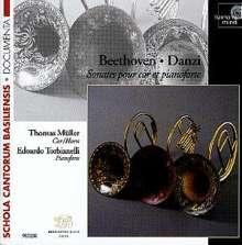 Franz Danzi (1763-1826): Hornsonate op.28, CD