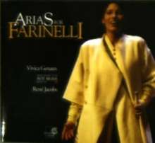 Vivica Genaux - Arias for Farinelli, CD