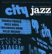 Les Tresors Du Jazz 1944 - 1951, 10 CDs