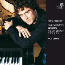 Franz Schubert (1797-1828): Klaviersonaten D.959 & D.960, CD