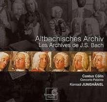 Das Alt-Bachische Archiv, 2 CDs