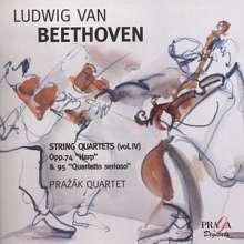 Ludwig van Beethoven (1770-1827): Streichquartette Nr.10 & 11, SACD