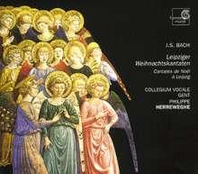 Johann Sebastian Bach (1685-1750): Kantaten BWV 63,91,121,133, 2 Super Audio CDs