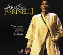 Vivica Genaux - Arias for Farinelli, SACD