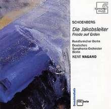 Arnold Schönberg (1874-1951): Die Jakobsleiter (Fragment), Super Audio CD