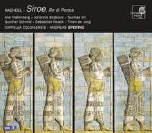 Georg Friedrich Händel (1685-1759): Siroe, Re di Persia (Oper in 3 Akten), 2 CDs