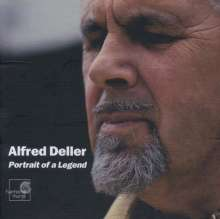 Alfred Deller - Portrait of a Legend, 4 CDs