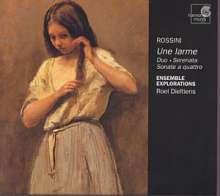 Gioacchino Rossini (1792-1868): Streichersonaten Nr.3 & 6, CD