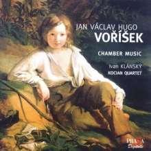 Jan Hugo Vorisek (1791-1825): Violinsonate G-dur op.5, Super Audio CD