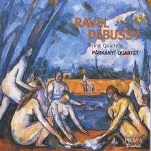 Maurice Ravel (1875-1937): Streichquartett F-dur, SACD