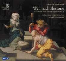 Johann Rosenmüller (1619-1684): Weihnachtshistorie, CD