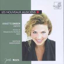 Annette Dasch - Deutsche Barocklieder, CD