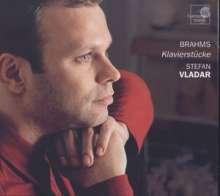Johannes Brahms (1833-1897): Klavierstücke opp.118 & 119, CD