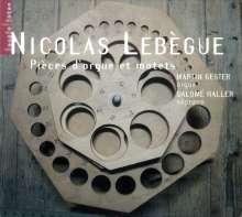 Nicolas Antoine Lebegue (1631-1702): Orgelwerke & Motetten, Super Audio CD