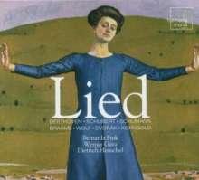 Lied, 3 CDs