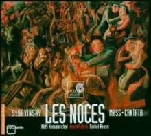 Igor Strawinsky (1882-1971): Les Noces, SACD