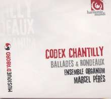 Codex Chantilly - Airs de Cour 14.Jh., CD