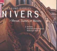 Guillaume-Gabriel Nivers (1632-1714): Messe, 2 CDs