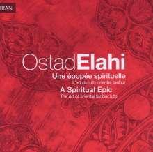 Ostad Elahi: A Spiritual Epic, CD