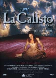 Francesco Cavalli (1602-1676): La Calisto, 2 DVDs