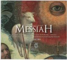 Georg Friedrich Händel (1685-1759): DerMessias, 2 CDs