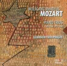 Wolfgang Amadeus Mozart (1756-1791): Klaviertrios Nr.2 & 5 (KV 502 & 564), SACD