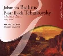 Johannes Brahms (1833-1897): Streichsextett Nr.1, CD