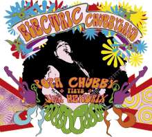 Popa Chubby (Ted Horowitz): Electric Chubbyland - Popa Chubby Plays Jimi Hendrix, 3 CDs