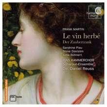 "Frank Martin (1890-1974): Oratorium ""Le Vin Herbe"", 2 CDs"
