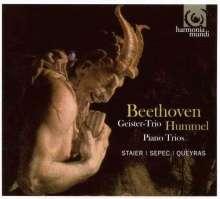 Ludwig van Beethoven (1770-1827): Klaviertrios Nr.3 & 5, CD