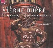 Louis Vierne (1870-1937): Orgelsymphonie Nr.3, CD