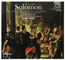 Georg Friedrich Händel (1685-1759): Solomon, 2 CDs