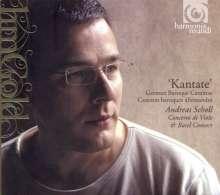Andreas Scholl - Deutsche Barock-Kantaten, CD