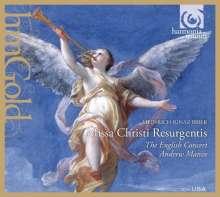 Heinrich Ignaz Biber (1644-1704): Missa Christi Resurgentis, CD
