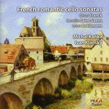 Michal Kanka - French Romantic Cello Sonatas, SACD