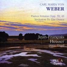 Carl Maria von Weber (1786-1826): Klaviersonaten Nr.2 & 3, Super Audio CD