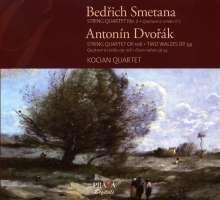 Antonin Dvorak (1841-1904): Streichquartett Nr.13, CD