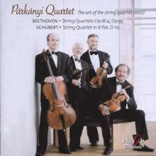 Parkanyi Quartet - The Art of String Quartet, SACD
