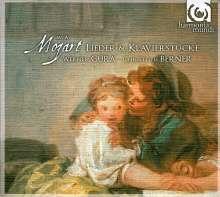 Wolfgang Amadeus Mozart (1756-1791): Lieder, CD