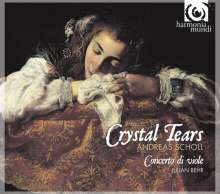 Andreas Scholl - Crystal Tears, 2 CDs