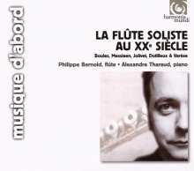 Philippe Bernold, Flöte, CD