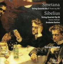 """Bedrich Smetana (1824-1884): Streichquartett Nr.1 """"Aus meinem Leben"""", SACD"""