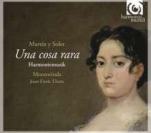 Vicente Martin y Soler (1754-1806): Una cosa rara - Harmoniemusik, CD