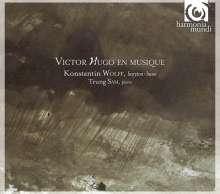 Konstantin Wolff - Victor Hugo en Musique, CD