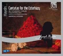 Joseph Haydn (1732-1809): Kantaten für das Fürstenhaus Esterhazy, CD