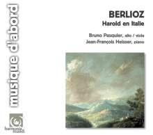 "Hector Berlioz (1803-1869): Symphonie ""Harold in Italien"" (Fass.f.Viola & Klavier), CD"