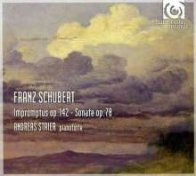 Franz Schubert (1797-1828): Klaviersonate D.894, CD